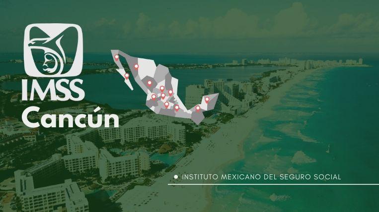 donde queda la clinica IMSS en cancun