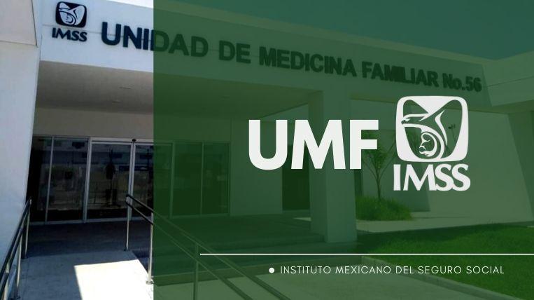 Pasos para recibir atención médica en las UMF del IMSS